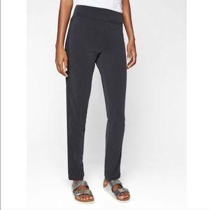 Athleta serenity black modal pants medium m